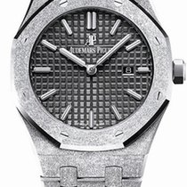 Audemars Piguet Witgoud Automatisch 37mm nieuw Royal Oak Lady