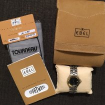 Ebel Women's watch Sportwave 28mm Quartz pre-owned Watch with original box and original papers 1994