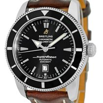 "Breitling ""SuperOcean Heritage 46"" Automatic Strapwatch."