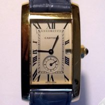Cartier Tank American Yellow Gold
