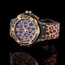 Hublot Big Bang Chrono Tiger Diamonds Limited