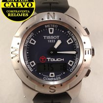 Tissot Touch (Submodel) usados 41mm Acero