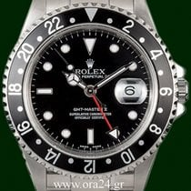Rolex GMT Master II 16710 D Series No Holes Box&Papers