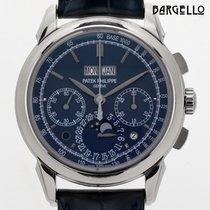 Patek Philippe Ref.5270G Blue Perpetual Calendar Chronograph