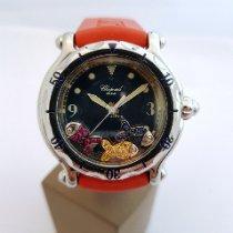 Chopard 28/8347/8-402 Staal Happy Sport 38mm tweedehands