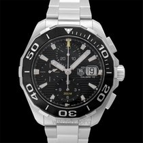 TAG Heuer Steel 43mm Automatic CAY211A.BA0927 new United States of America, California, San Mateo