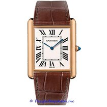 Cartier W1560017 Rose gold Tank Louis Cartier 34mm new United States of America, California, Newport Beach