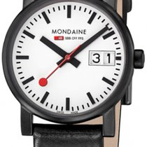 Mondaine Steel Quartz A669.30305.61SBB new