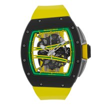Richard Mille Yohan Blake Limited Edition  TZP Black Ceramic...