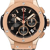 Hublot Big Bang 44 mm Rose gold 44mm Black Arabic numerals United States of America, Iowa