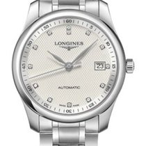 Longines Master Collection Steel 40mm Silver