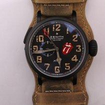 Zenith Pilot Type 20 Titanium 48mm Black United States of America, Texas, Houston