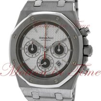 Audemars Piguet 26300ST.OO.1110ST.06 Steel Royal Oak Chronograph 39mm pre-owned United States of America, New York, New York