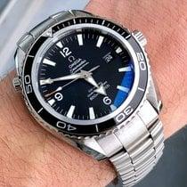 Omega 2200.50 Aço Seamaster Planet Ocean 45.5mm