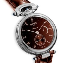 Bovet 43mm Automatic new Amadeo Fleurier Brown