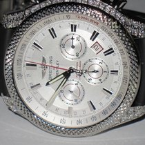 Breitling Bentley Barnato Steel 49mm Silver No numerals United States of America, New York, NEW YORK CITY
