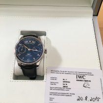 IWC Portuguese Annual Calendar tweedehands 44.2mm Staal