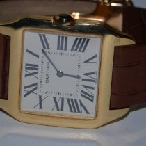 Cartier W2006951 Rose gold Santos Dumont 34mm pre-owned United States of America, New York, Greenvale