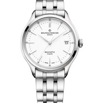 Baume & Mercier Clifton new Automatic Watch with original box and original papers M0A10400