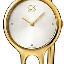 ck Calvin Klein Ατσάλι 30mm Χαλαζίας K1N22520 καινούριο