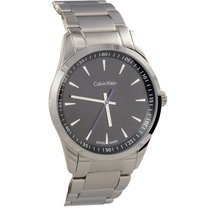 ck Calvin Klein Steel 41mm Quartz K5A31141 new