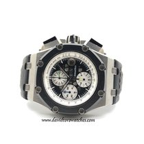 Audemars Piguet Royal Oak Offshore Chronograph Titanio 44mm Negro Sin cifras España, Madrid
