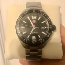 TAG Heuer Formula 1 Quartz Steel 41mm Black Arabic numerals United States of America, Nevada, Las vegas