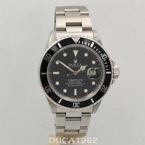 Rolex Submariner Date 16800 1986 подержанные