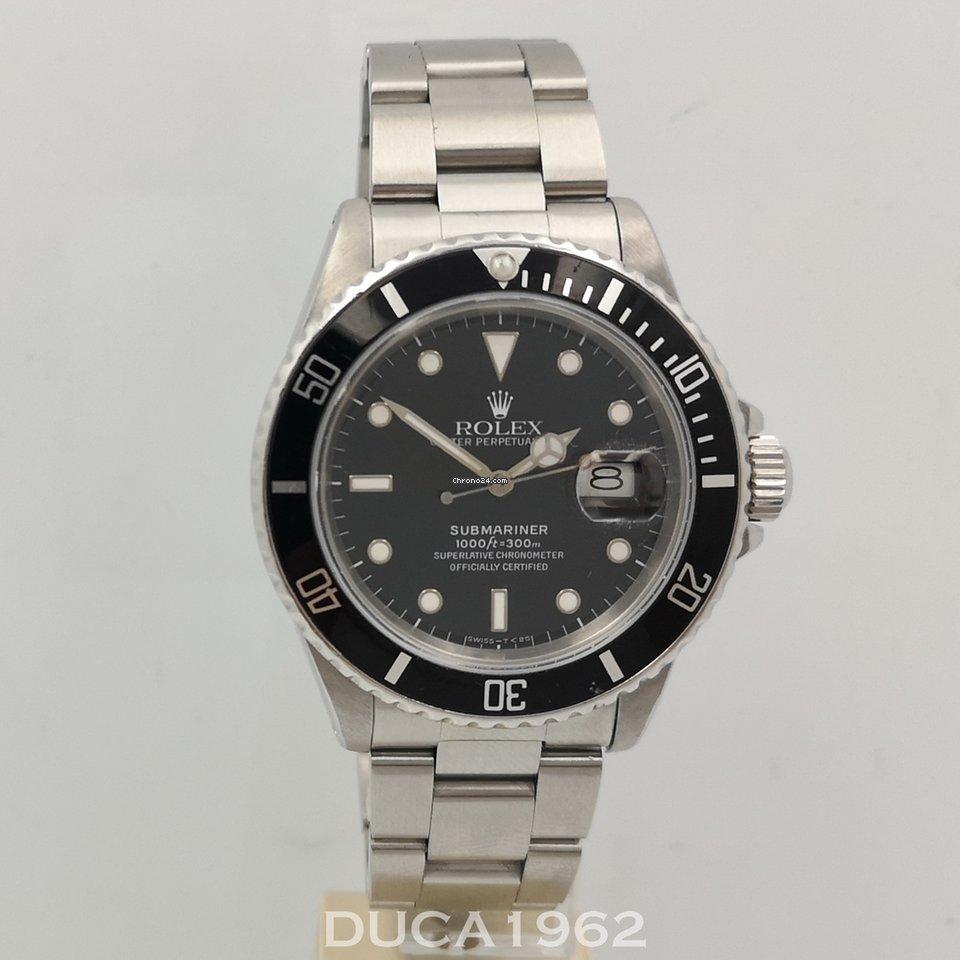 rivenditore di vendita 723ef 5a504 Rolex Submariner Date
