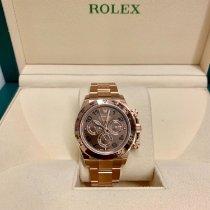Rolex Oro rosa 40mm Automatico 116505 nuovo Italia, napoli