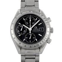 Omega Speedmaster Date Steel 39mm Black United States of America, Pennsylvania, Southampton