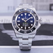 Rolex Sea-Dweller Deepsea 劳力士126660 2018 pre-owned