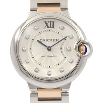 Cartier WE902031 Ballon Bleu 36mm 37mm pre-owned