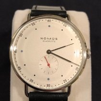 NOMOS Metro 38 new 2019 Manual winding Watch with original papers 1108