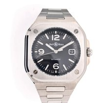 Bell & Ross BR 05 Steel 40mm Black Arabic numerals United States of America, Texas, Houston