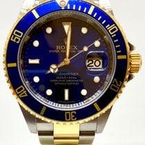 Rolex Submariner Date 16613 Ottimo Oro/Acciaio 40mm Automatico Italia, BARI