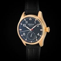 Alpina Red gold 44mm Automatic Startimer Pilot new United States of America, Washington, Seattle