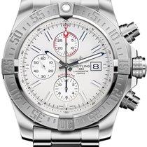 Breitling Mens' A1337111/G779/168A Super Avenger II Watch
