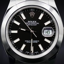 Rolex Datejust II 41mm Stainless Steel - Smooth Bezel - Oyster