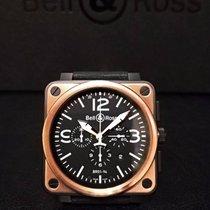 Bell & Ross BR 01-94 ROSE GOLD & CARBON OFFICER