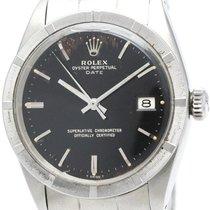 ロレックス (Rolex) Automatic Stainless Steel Men's Dress Watch...