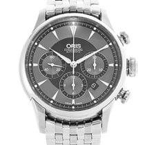 Oris Watch Artelier Chronograph 676 7603 40 54 MB