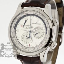 Jaeger-LeCoultre Master World Geographic World Box & Swiss...