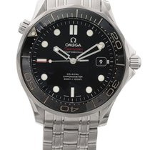 Omega   A Stainless Steel Automatic Center Seconds Wristwatch...