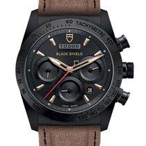 Tudor M42000CN-0016 Céramique 2020 Fastrider Black Shield 42mm nouveau