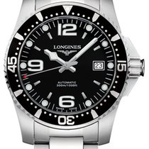 Longines L3.741.4.56.6 L37414566 Steel 2021 HydroConquest 39mm new United States of America, New York, Airmont