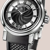 Breguet Marine Date · 5817ST/92/5V8