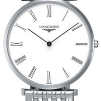 Longines La Grande Classique Steel 36mm White United States of America, New York, Airmont