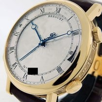 Breguet Classique Yellow gold 48mm Silver United States of America, California, Los Angeles