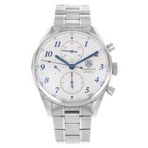 TAG Heuer Carrera Calibre 16 new Automatic Chronograph Watch with original box cas2111.ba0730